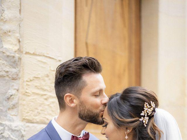 Le mariage de Jonathan et Jasmin à Puteaux, Hauts-de-Seine 20