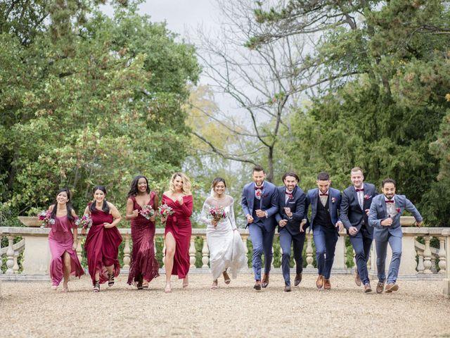 Le mariage de Jonathan et Jasmin à Puteaux, Hauts-de-Seine 23