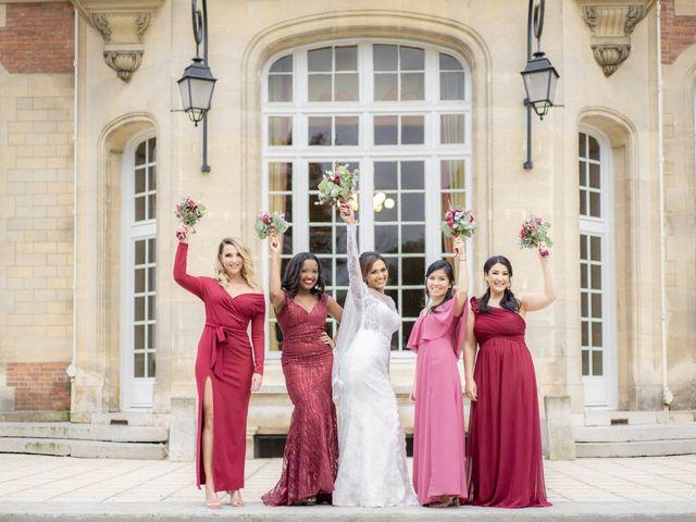 Le mariage de Jonathan et Jasmin à Puteaux, Hauts-de-Seine 25