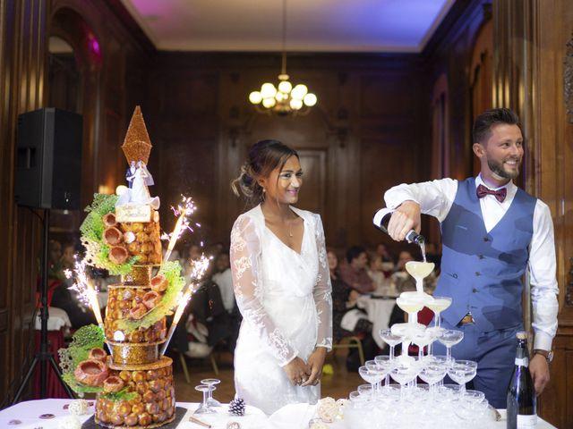 Le mariage de Jonathan et Jasmin à Puteaux, Hauts-de-Seine 37