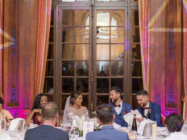 Le mariage de Jonathan et Jasmin à Puteaux, Hauts-de-Seine 38