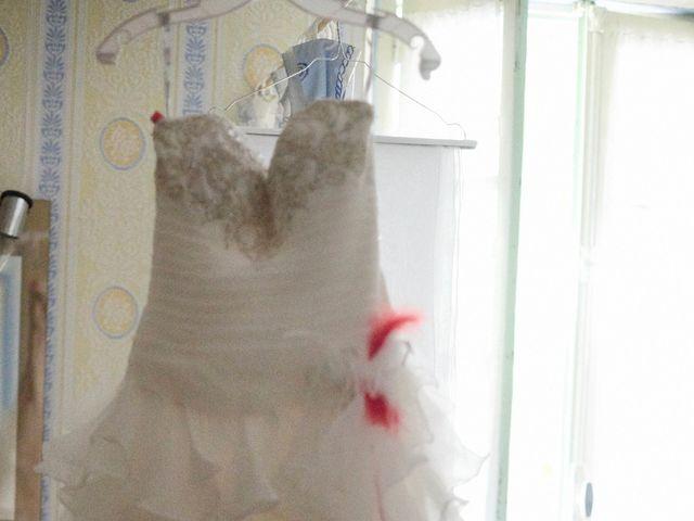 Le mariage de Yohann et Audrey à Fiac, Tarn 93