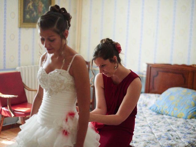 Le mariage de Yohann et Audrey à Fiac, Tarn 114