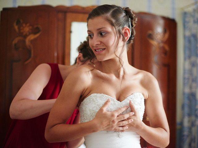 Le mariage de Yohann et Audrey à Fiac, Tarn 126