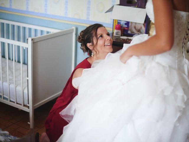 Le mariage de Yohann et Audrey à Fiac, Tarn 137