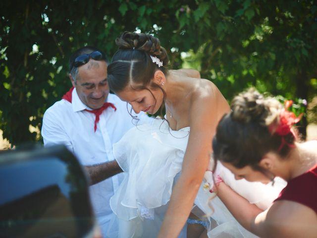 Le mariage de Yohann et Audrey à Fiac, Tarn 154