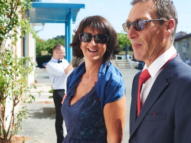 Le mariage de Yohann et Audrey à Fiac, Tarn 161