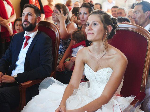 Le mariage de Yohann et Audrey à Fiac, Tarn 165