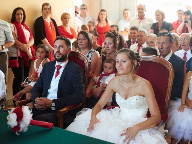 Le mariage de Yohann et Audrey à Fiac, Tarn 166