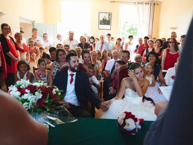Le mariage de Yohann et Audrey à Fiac, Tarn 167
