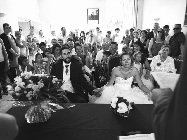 Le mariage de Yohann et Audrey à Fiac, Tarn 168