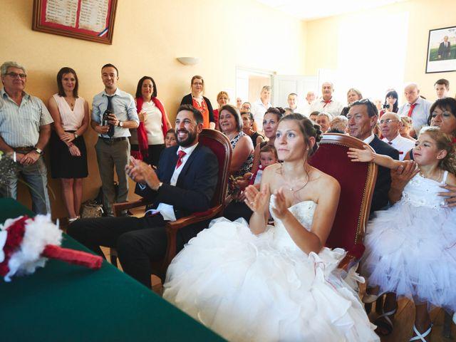 Le mariage de Yohann et Audrey à Fiac, Tarn 169