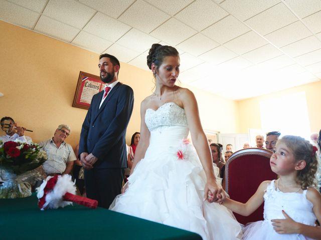 Le mariage de Yohann et Audrey à Fiac, Tarn 170