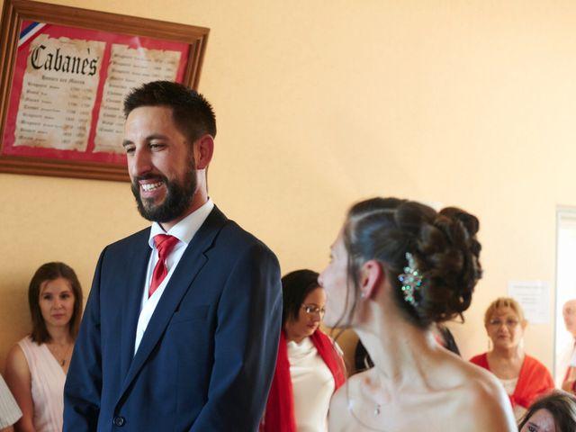 Le mariage de Yohann et Audrey à Fiac, Tarn 172
