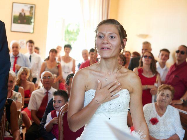 Le mariage de Yohann et Audrey à Fiac, Tarn 173
