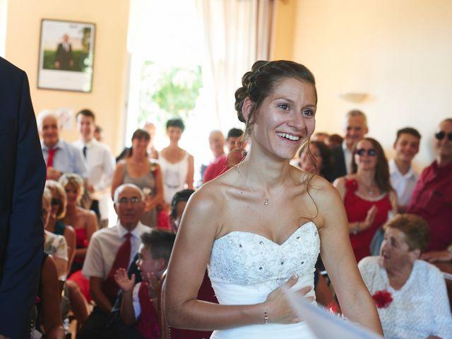 Le mariage de Yohann et Audrey à Fiac, Tarn 174