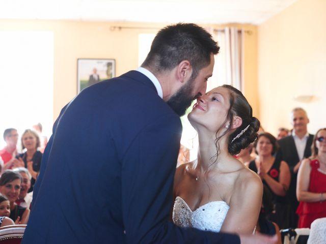 Le mariage de Yohann et Audrey à Fiac, Tarn 176