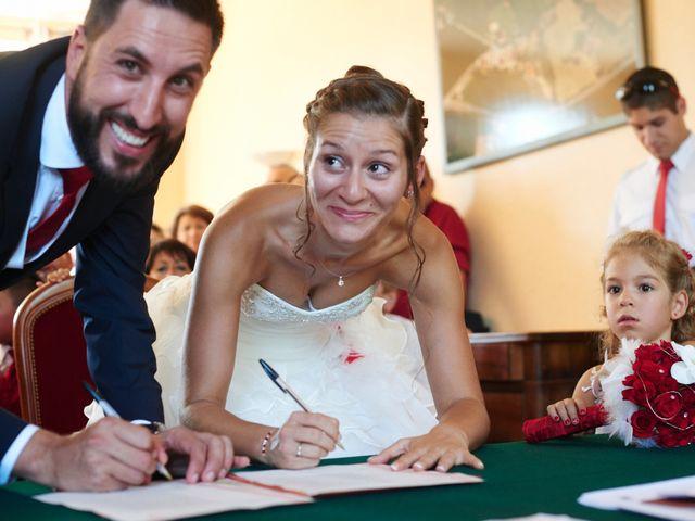 Le mariage de Yohann et Audrey à Fiac, Tarn 178