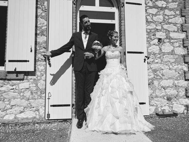 Le mariage de Yohann et Audrey à Fiac, Tarn 179