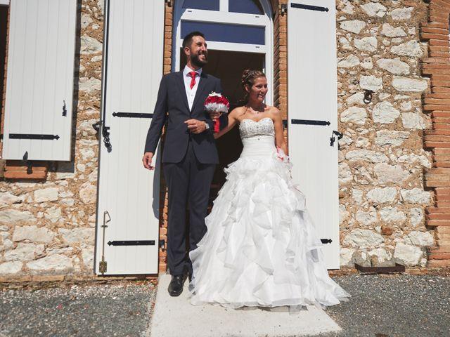 Le mariage de Yohann et Audrey à Fiac, Tarn 180