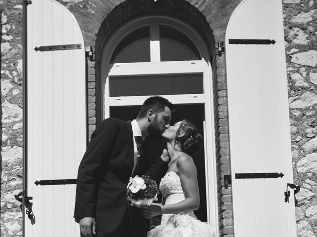 Le mariage de Yohann et Audrey à Fiac, Tarn 181