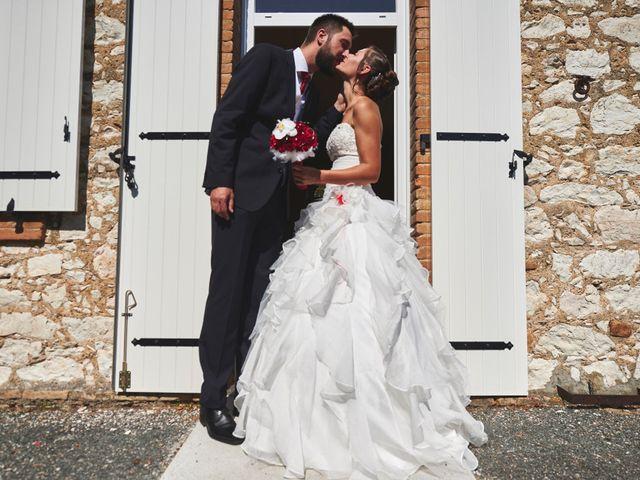 Le mariage de Yohann et Audrey à Fiac, Tarn 182