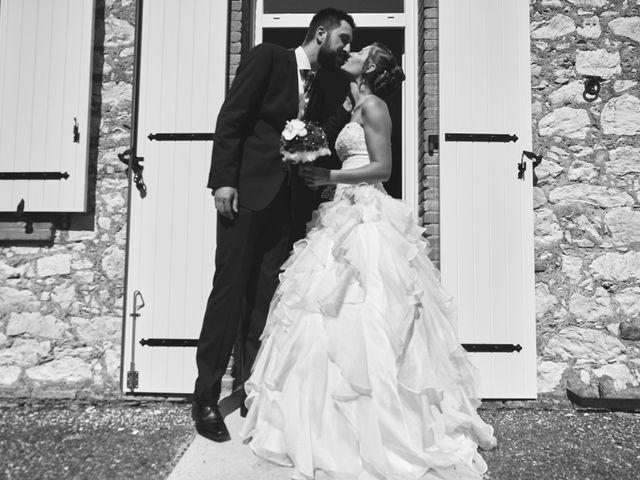 Le mariage de Yohann et Audrey à Fiac, Tarn 183