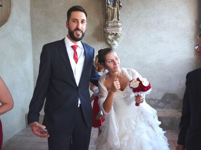 Le mariage de Yohann et Audrey à Fiac, Tarn 185