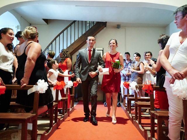 Le mariage de Yohann et Audrey à Fiac, Tarn 193