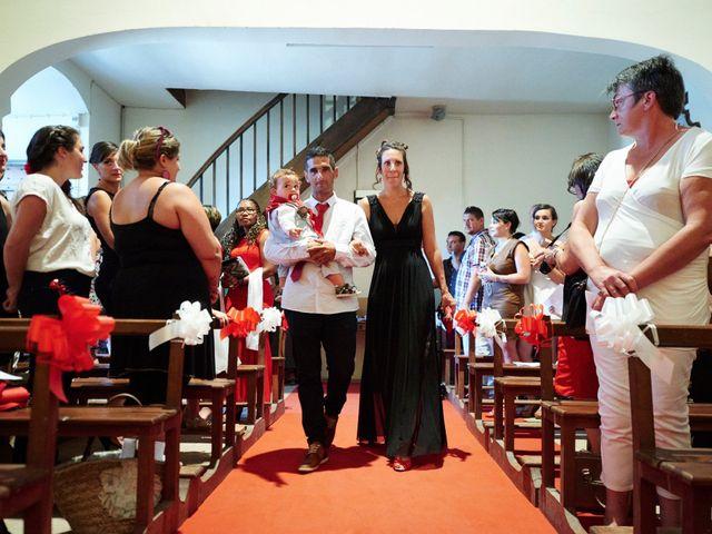 Le mariage de Yohann et Audrey à Fiac, Tarn 195