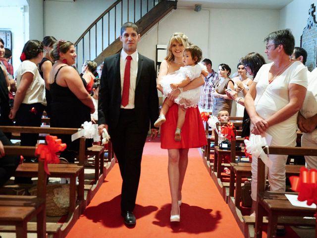 Le mariage de Yohann et Audrey à Fiac, Tarn 196