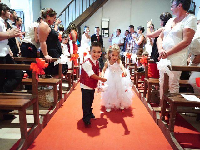 Le mariage de Yohann et Audrey à Fiac, Tarn 199