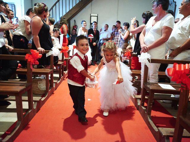 Le mariage de Yohann et Audrey à Fiac, Tarn 200