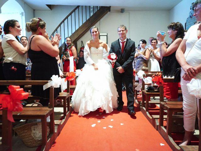 Le mariage de Yohann et Audrey à Fiac, Tarn 201