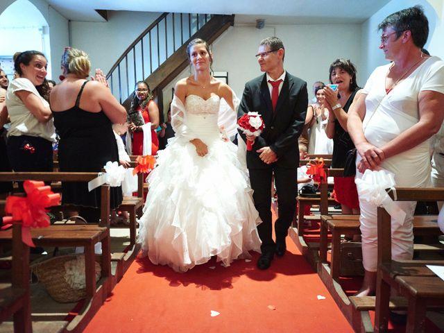 Le mariage de Yohann et Audrey à Fiac, Tarn 202