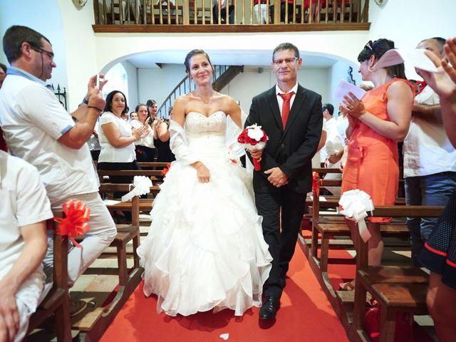 Le mariage de Yohann et Audrey à Fiac, Tarn 203