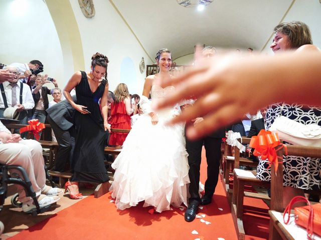 Le mariage de Yohann et Audrey à Fiac, Tarn 204