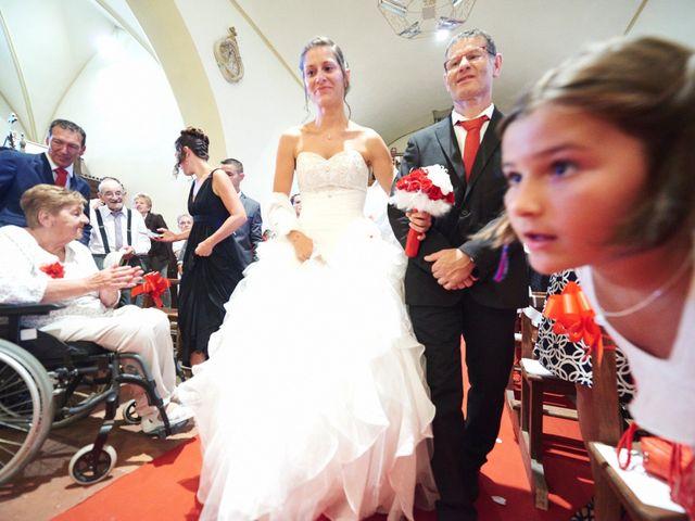 Le mariage de Yohann et Audrey à Fiac, Tarn 205
