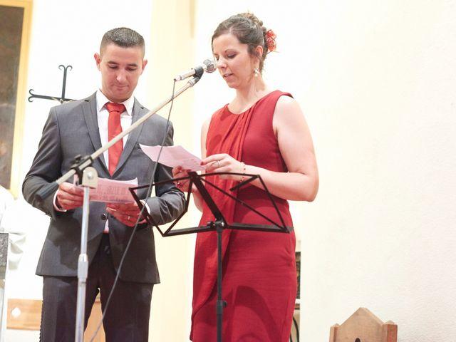 Le mariage de Yohann et Audrey à Fiac, Tarn 215