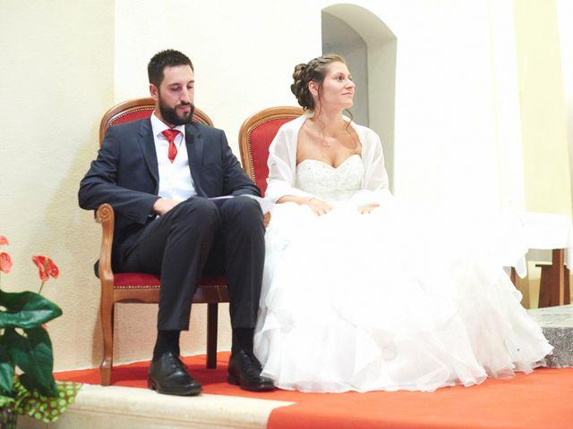 Le mariage de Yohann et Audrey à Fiac, Tarn 216