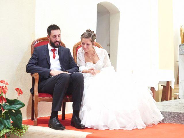 Le mariage de Yohann et Audrey à Fiac, Tarn 217