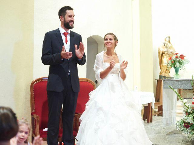 Le mariage de Yohann et Audrey à Fiac, Tarn 220