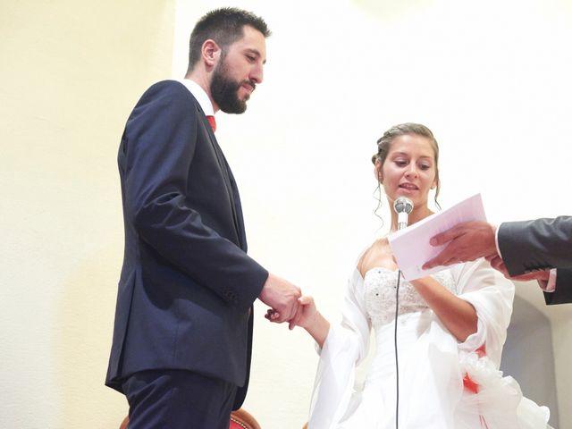 Le mariage de Yohann et Audrey à Fiac, Tarn 224