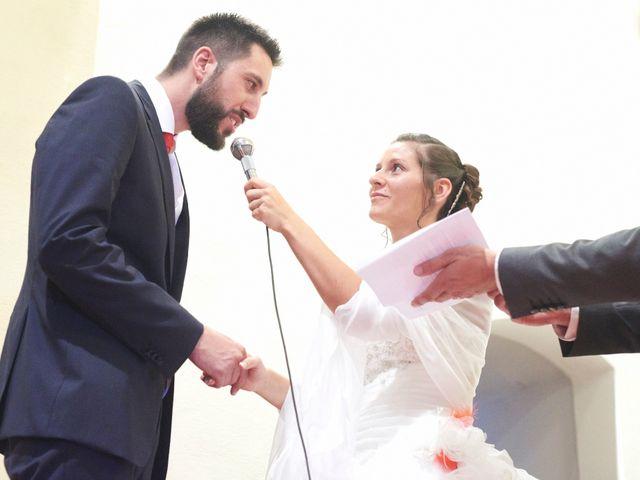 Le mariage de Yohann et Audrey à Fiac, Tarn 225