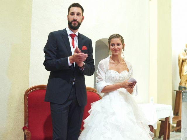 Le mariage de Yohann et Audrey à Fiac, Tarn 234