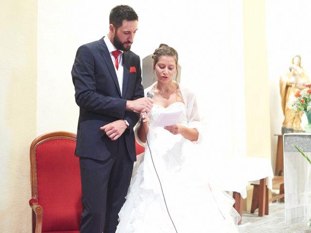 Le mariage de Yohann et Audrey à Fiac, Tarn 236