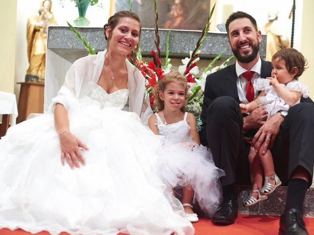 Le mariage de Yohann et Audrey à Fiac, Tarn 241