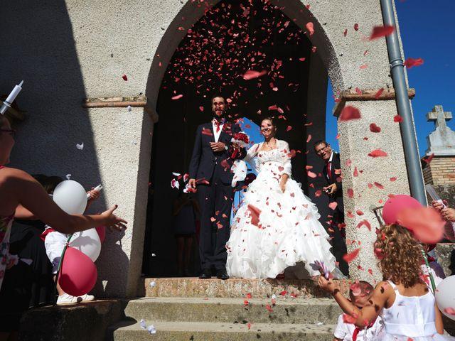 Le mariage de Yohann et Audrey à Fiac, Tarn 242