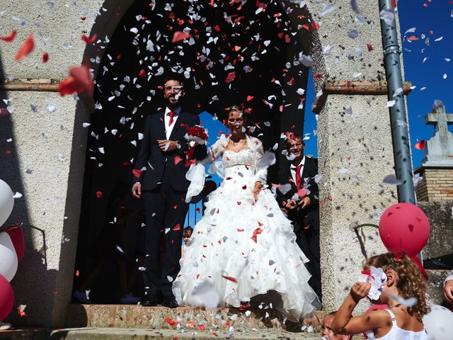 Le mariage de Yohann et Audrey à Fiac, Tarn 243
