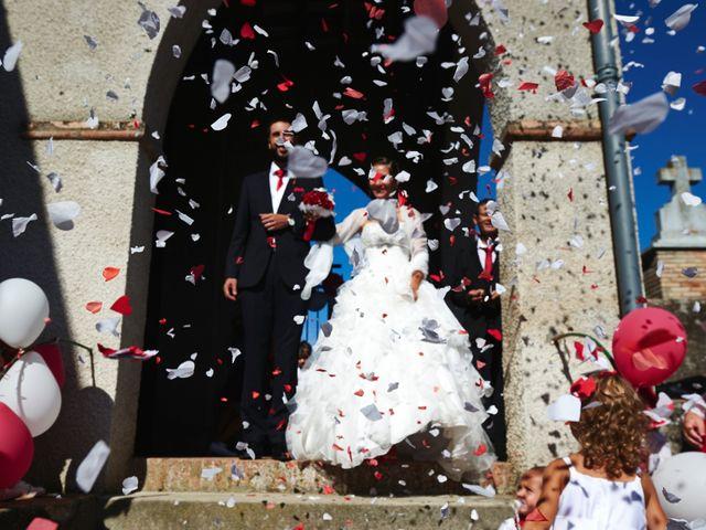 Le mariage de Yohann et Audrey à Fiac, Tarn 244